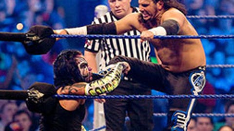 Matt Hardy (@MattHardyBrand, currently performing for TNA Impact Wrestling)