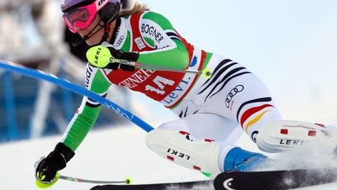 Maria Hofl-Riesch (Germany) — Alpine Skiing
