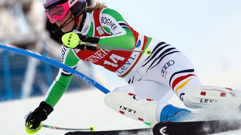 Maria Hofl-Riesch (Germany) — Alpine Skiing
