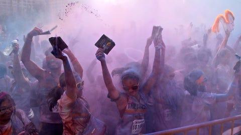 Indonesia Color Run