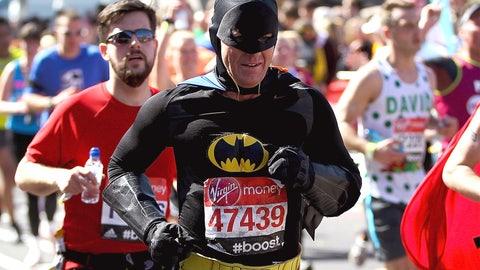 Holy heart health, Batman!