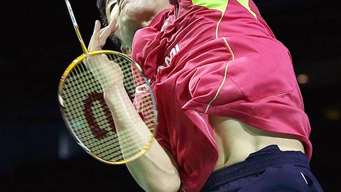 Badminton, anyone?