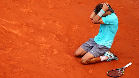No. 9 for Nadal