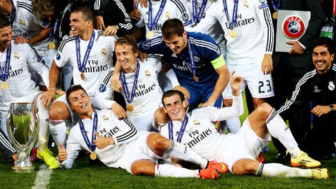 Real champs