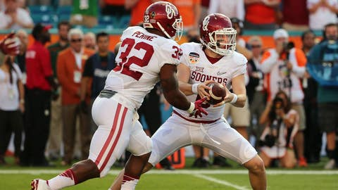 They have one of the best running back tandems in college football