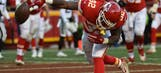 WhatIfSports Week 1 fantasy football projections: add Spencer Ware