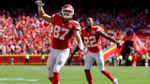 Travis Kelce: Watt's the worst that could happen