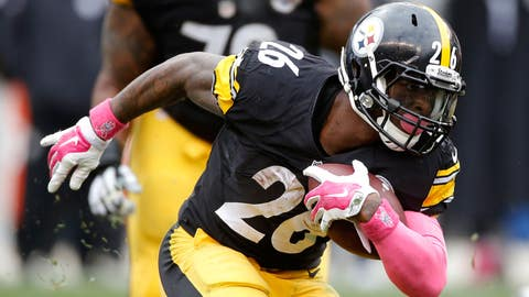 Pittsburgh Steelers at Baltimore Ravens, 1 p.m. CBS (Sunday Ticket channel 705)