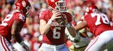 WhatIfSports college football Week 12 predictions: Oklahoma picks up win over Mountaineers