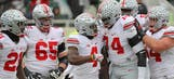 WhatIfSports college football Week 13 predictions: OSU wins fifth straight vs. Michigan