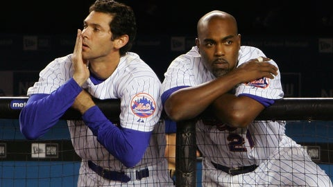 The New York Mets stumble and fall and land face first (2007)