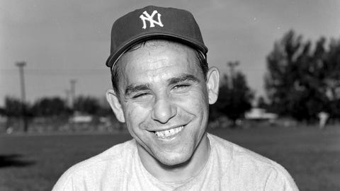 Most MLB runners left on base by a team in a 9-inning game: 20 (1956)