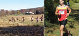 Meet Justin DeLuzio: the cross country runner who got destroyed by a deer
