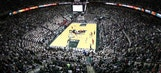 Michigan State Basketball releases photo of new-look court