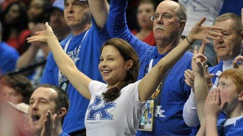 Kentucky: Ashley Judd (actress)
