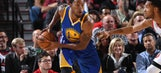 Andre Iguodala doesn't think virtual reality can compete with live sports