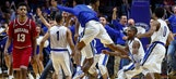 Fort Wayne stuns No. 3 Indiana with overtime win on its home court