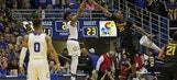 KU Basketball Meets Former Conference Foe Nebraska