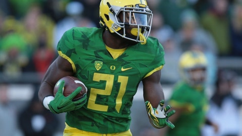 No. 24 Oregon 53, UC-Davis 28