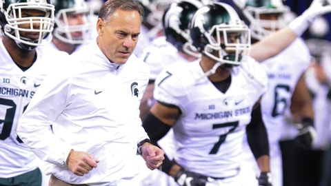 No. 12 Michigan State 28, Furman 13
