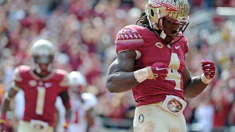 Florida State at NC State (+5.5)