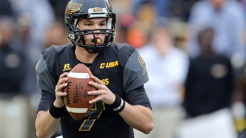 Nick Mullens, QB, Southern Miss (New Orleans Bowl)