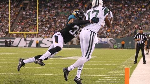 October 1: Jacksonville Jaguars at New York Jets, 1 p.m. ET
