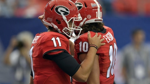 Jacob Eason will make at least one trip to New York as a Heisman finalist by the end of his career