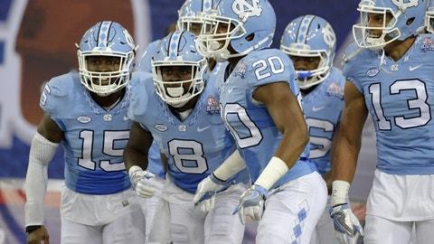 TaxSlayer Bowl: Arkansas vs. North Carolina