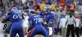 Kansas Football: KU Ends Losing Streak with 55-6 Blowout of Rhode Island