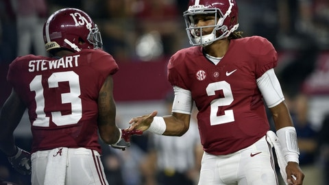 Alabama will be the most entertaining team in college football this season