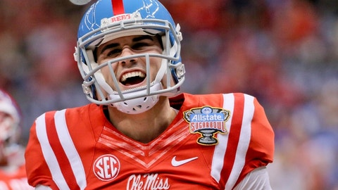Chad Kelly, Broncos (seventh round, No. 253 overall)