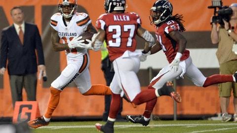 Atlanta Falcons: Pass defense