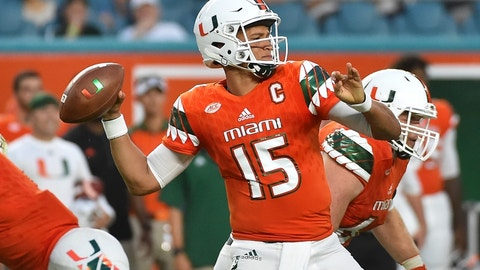 Upset Special: Miami at Appalachian State (+3.5)