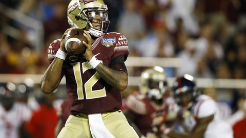 No. 16 Florida State Seminoles (overrated)