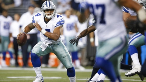 The Cowboys can't win without Tony Romo