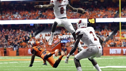 No. 10 Louisville 63, No. 2 Florida State 20