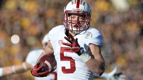 Stanford RB Christian McCaffrey