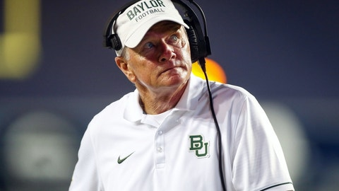 Cactus Bowl: Boise State vs. Baylor (December 27th, 10:30 p.m. ET)