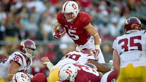 Stanford (-10.5) at Cal