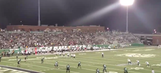 Eastern Michigan kicks off from opponent's 20-yard line