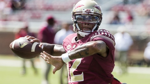No. 13 Florida State 55, South Florida 35