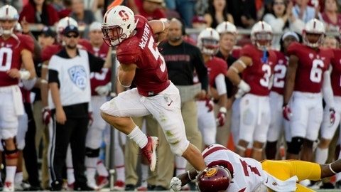 No. 7 Stanford 22, UCLA 13