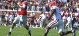 Ole Miss QB Chad Kelly shakes defender for touchdown bomb