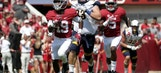 Crimson Tide Offense Clicks as Defense Holds Kent State in Shutout