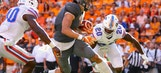 Tennessee finally scores touchdown against Florida (Video)