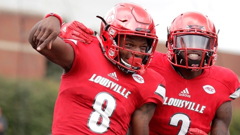 Louisville (4-0)