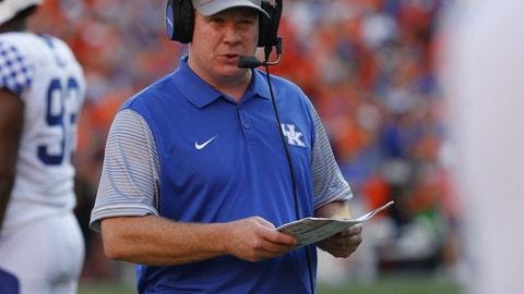 Mark Stoops, Kentucky | $3,513,600