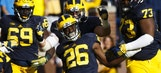 Michigan's Jourdan Lewis seals game vs Wisconsin with interception of the year