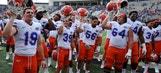 Florida Football: UF-Vandy Post Game Grades